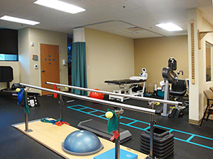 Jewett Physical Therapy (inside)